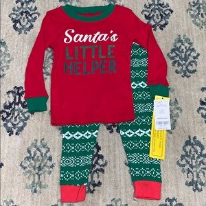 🌺NWT- Carter's Christmas Pajamas